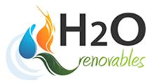 logo h20 renovables