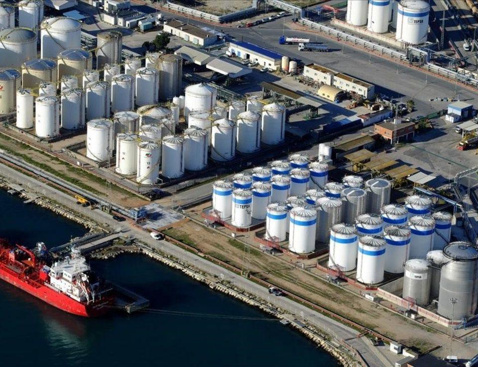 Port de Tarragona - EuropaPress